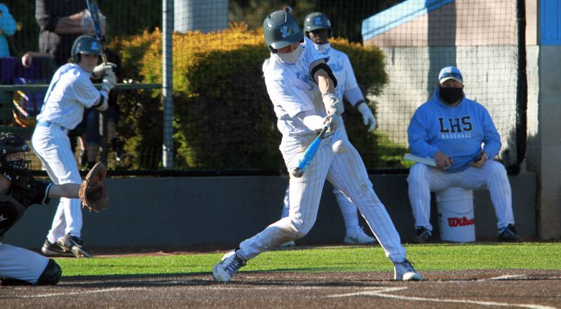 PMG PHOTO: MILES VANCE - Lakeridge shortstop Cam Clayton - a University of Washington commit - is one of many local players who will be featured in the Oregon All-Star Series, set for June 19-20 at Corvallis' Goss Stadium.
