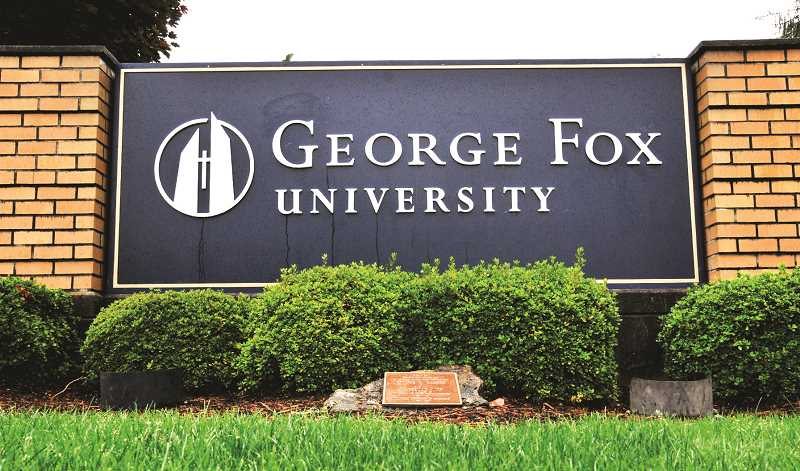 PMG FILE PHOTO - George Fox University will receive $6.94 million in funds via the American Rescue Plan Act.