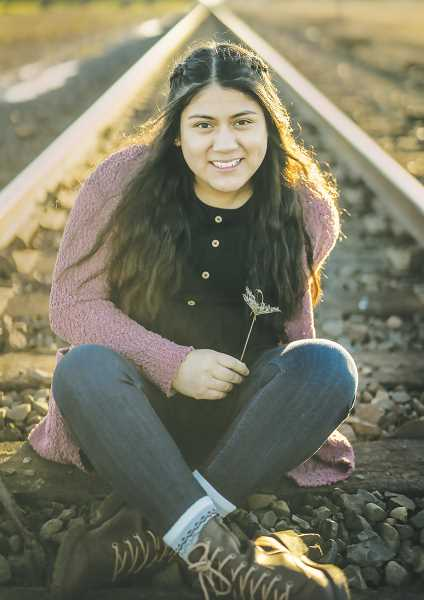 COURTESY PHOTO: ST. PAUL RODEO - Alexandra Hernandez will pursue a degree in dentistry at Pacific University with the help of a $4,000 scholarship from the St. Paul Rodeo.