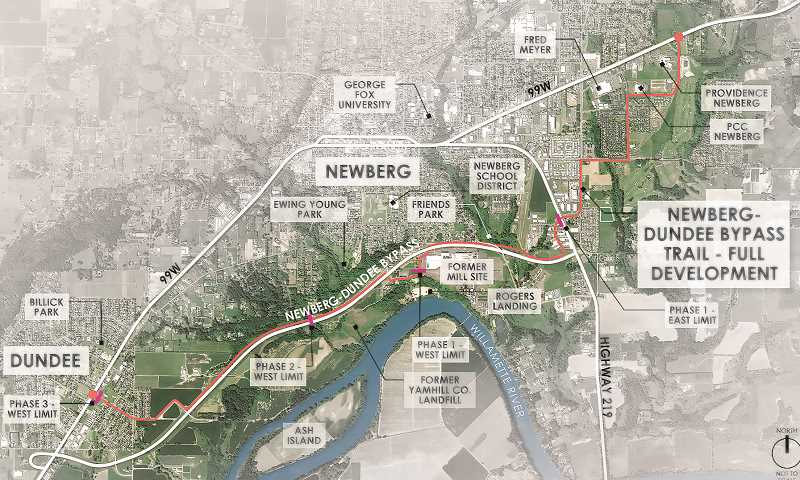 Bypass trail project receives $1.8 million grant