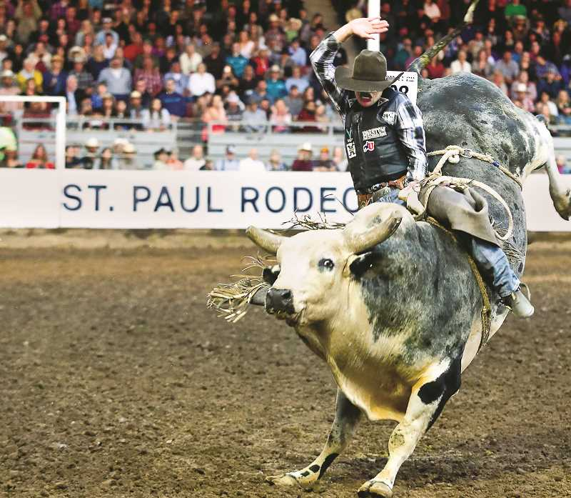 Tickets for rodeo go on sale in earnest
