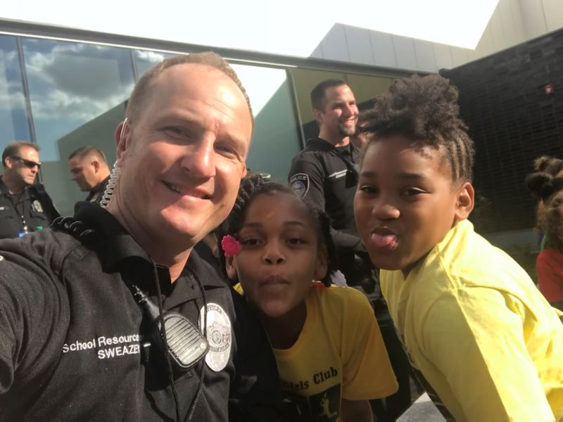 Gresham Police: Youth connections