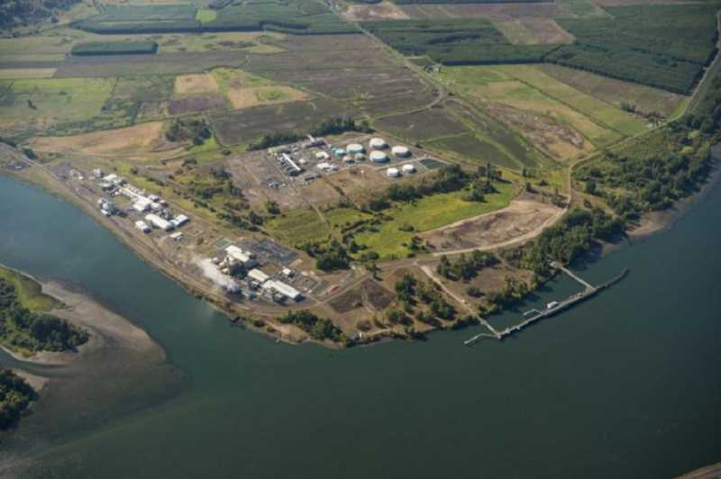 PORT OF COLUMBIA COUNTY - Port Westward, South County Spotlight - News Following management shakeup, NEXT Renewable Fuels has submitted permit applications for billion dollar project Biofuel facility moving forward on permitting