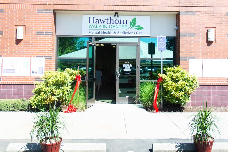 PMG FILE PHOTO - The Hawthorn Walk-in Center is at 5240 N.E. Elam Young Parkway in Hillsboro.