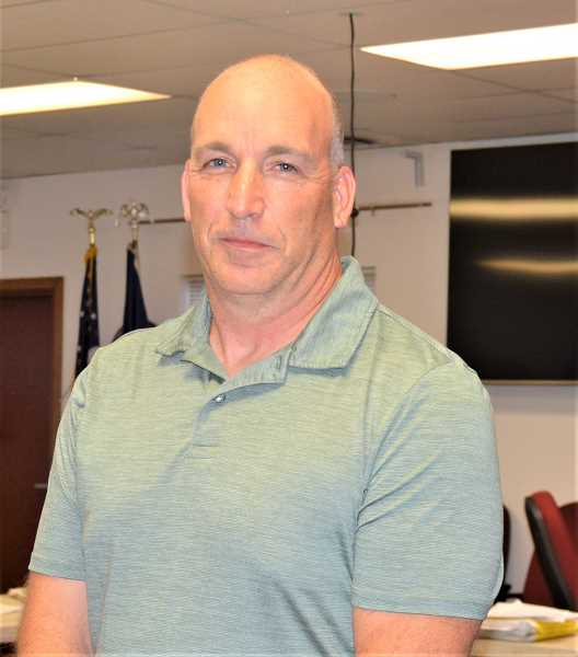 Canby firefighter to serve as Colton interim chief