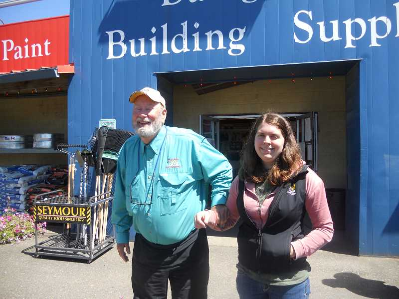 High price of lumber won't stop St. Helens business owner