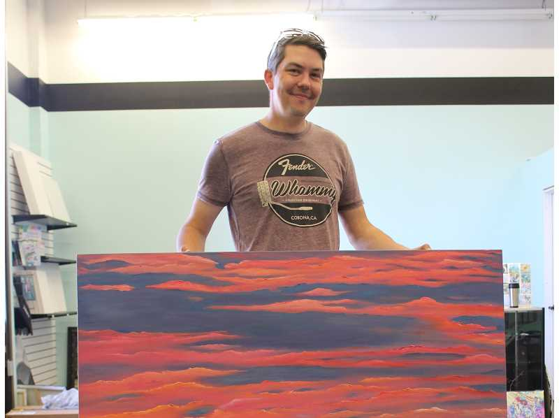 Art gallery, creative space opens in downtown Canby