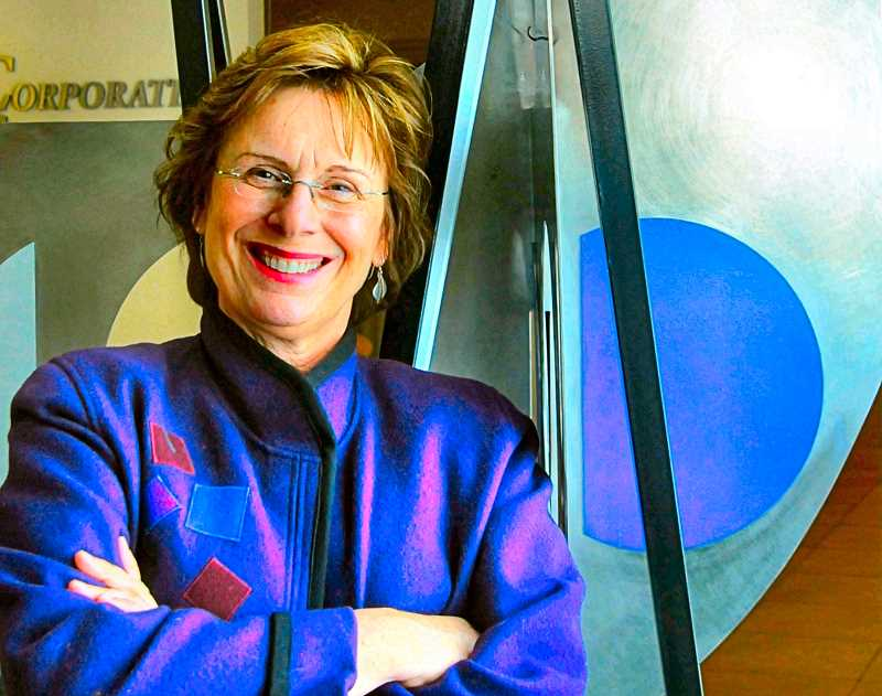 COURTESY OF TRIMET - Effective this month, TriMets new President is Dr. Linda Simmons, who was already a member of the organizations Board.