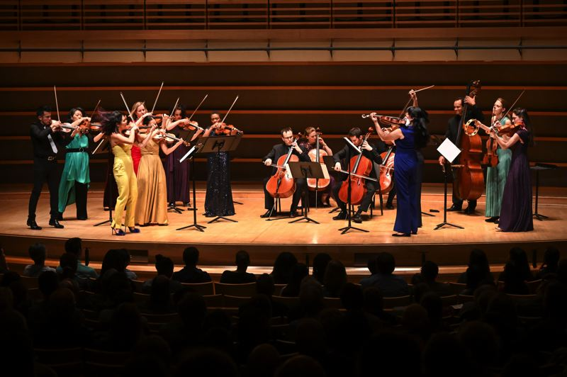 COURTESY PHOTO: PETE CHECCIA - The opening weekend of Chamber Music Northwest's Summer Festival features the East Coast Chamber Orchestra.
