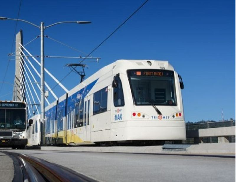 PMG FILE PHOTO - TriMet is warning about heat-related delays of MAX trains.