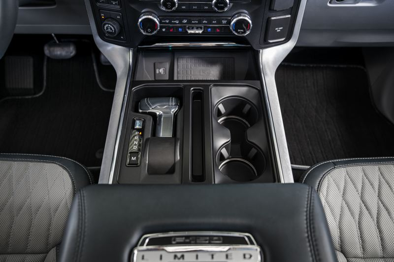 COURTESY F-150 - All 2021 Ford F-150 models come with a 10-speed automatic transmission that maximizes performance.