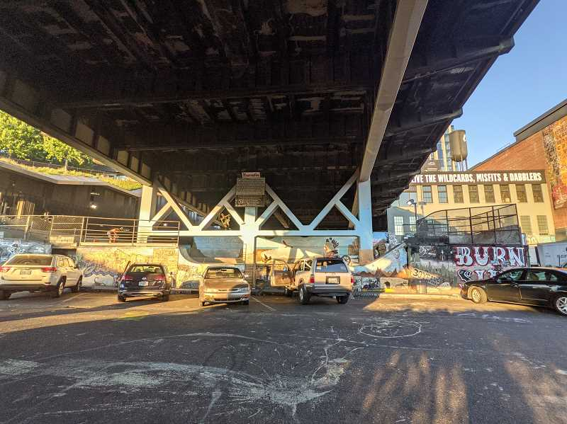 PAMPLIN MEDIA GROUP: JOSEPH GALLIVAN - The next Burnside Bridge will close the Burnside Skatepark for a year or two during construction, but the goal is to build a bridge that keeps most of the world-famous park intact.