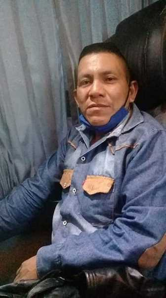 COURTESY PHOTO: PCUN - Sebastian Francisco Perez, 38, died June 26 while working in excessive, record-breaking heat.