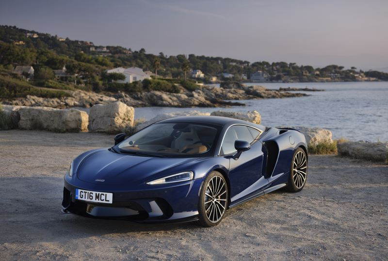 COURTESY MCLAREN - The stunning 2020 McLaren GT is the British manufacturer's take on Grand Touring cars — but it is best considered a supercar with more comfort and cargo space.