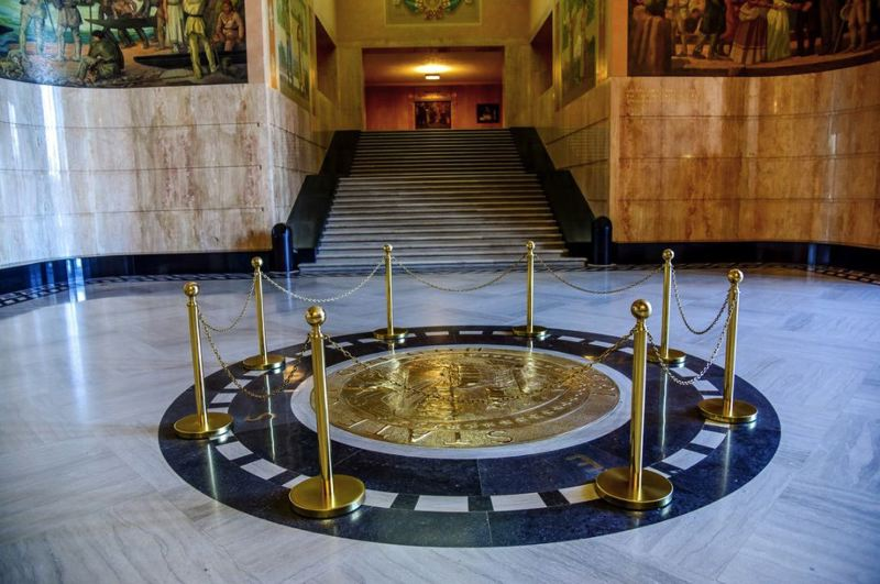 PMG FILE PHOTO - The Oregon Capitol will reopen to the public this year, after being closed during the COVID-19 pandemic shutdown.