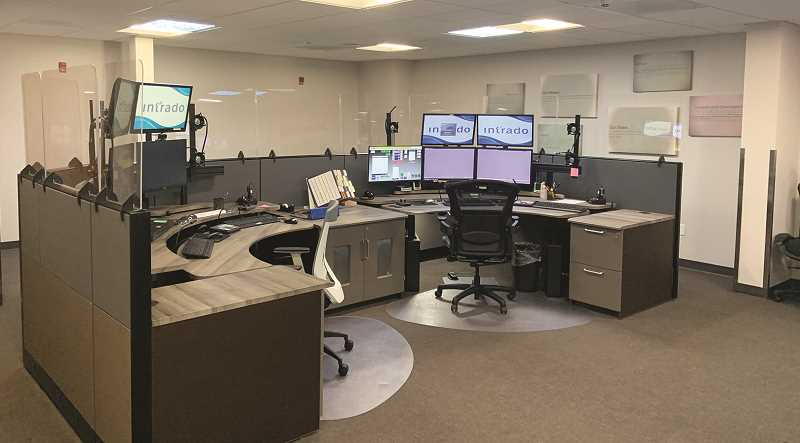 PHOTO COURTESY OF CITY OF PRINEVILLE  - The local 911 dispatch center recently moved to a new building.