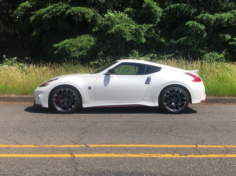 PMG PHOTO: JEFF ZURSCHMEIDE - Now is the time to buy a Nissan 370Z because it will be replaced with a new model next year.