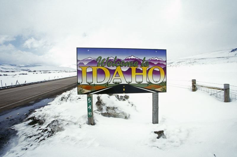 COURTESY PHOTO: DREAMSTIME - A poll found Oregonians split on the question of moving most of Eastern and Southern Oregon into Idaho.