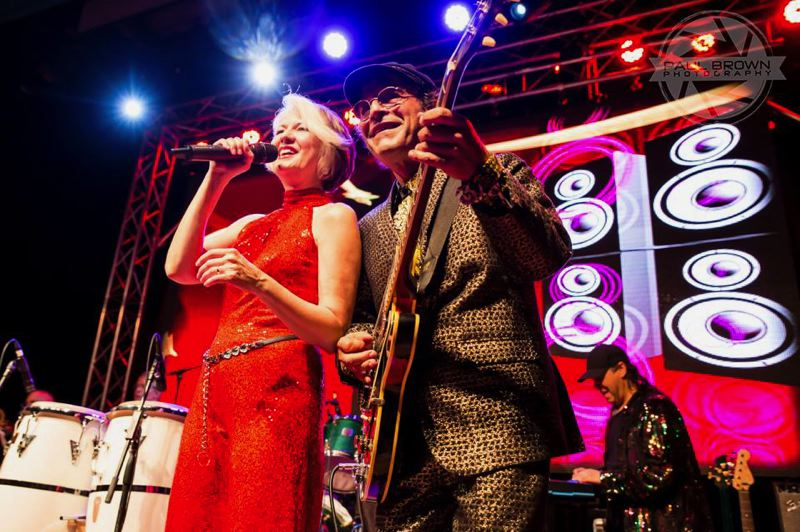 COURTESY PHOTO - John Smith and Valerie Day have gone on hiatus as the Portland band Nu Shooz to pursue other endeavors.