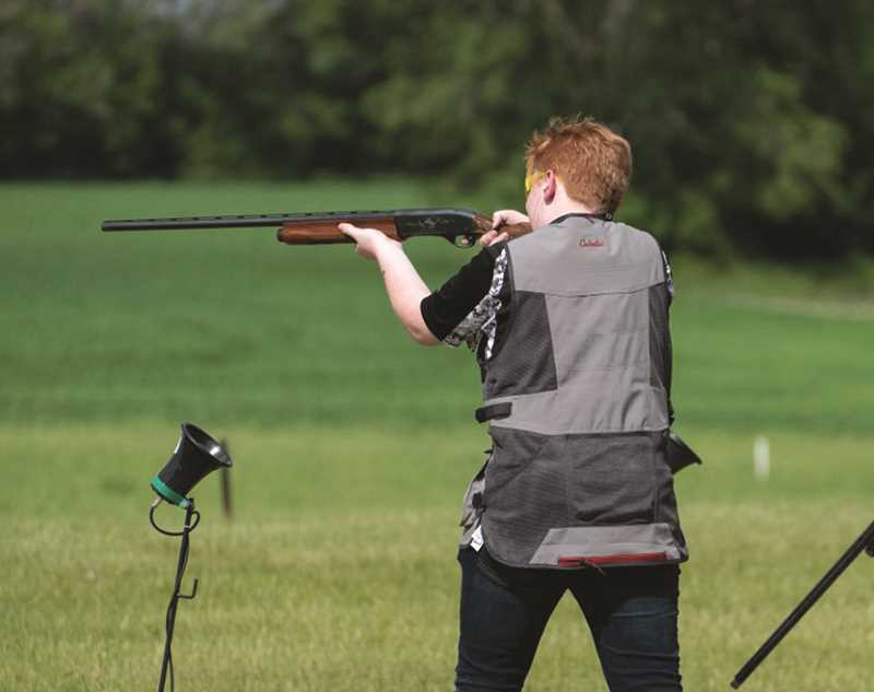 FILE PHOTO - Shooters from Canby and Molalla high schools competed in the state trap shooting championships recently.
