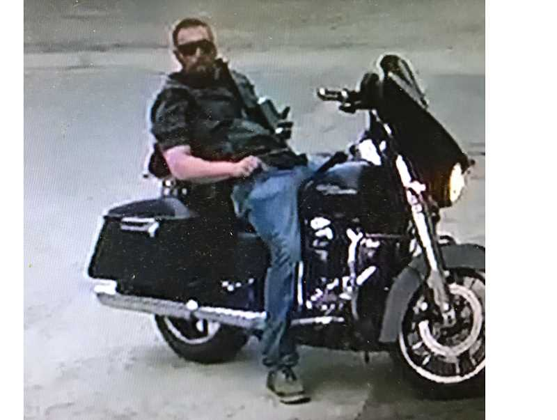COURTESY PHOTO: CCSO - Police released this surveillance photo of the man suspected of burglaries across Clackamas County.