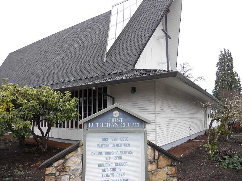 PMG PHOTO: SCOTT KEITH - Churches in Columbia County are opening up to congregants.