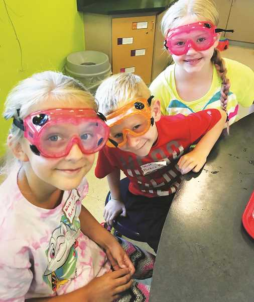 PMG FILE PHOTO - Mabel Rush Elementary School hosted Camp Invention, for kindergartners through sixth grade students, July 12-16.