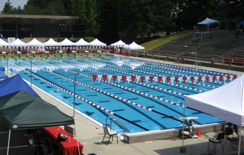 PMG FILE PHOTO - The Mt. Hood Community College aquatic center will remain closed through the summer months as the college works through repair and staffing obstacles.