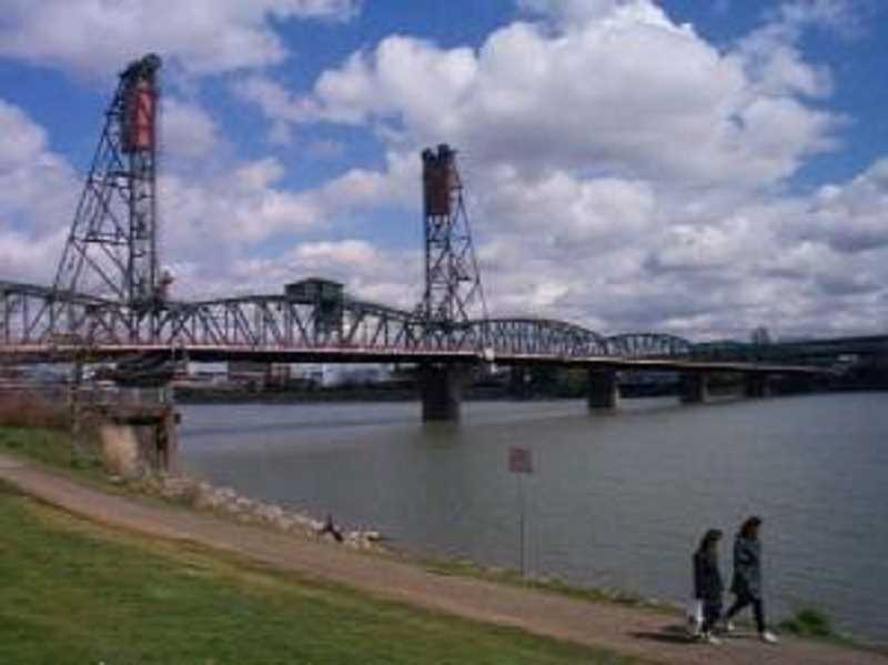 COURTESY PHOTO: MULTNOMAH COUNTY - The Hawthorne Bridge will be closed from 3 a.m. to noon on July 13 to 16, 2021, for maintenance.
