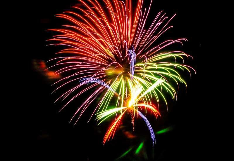 PMG FILE PHOTO - Fireworks are banned in Gresham through Friday, July 23.
