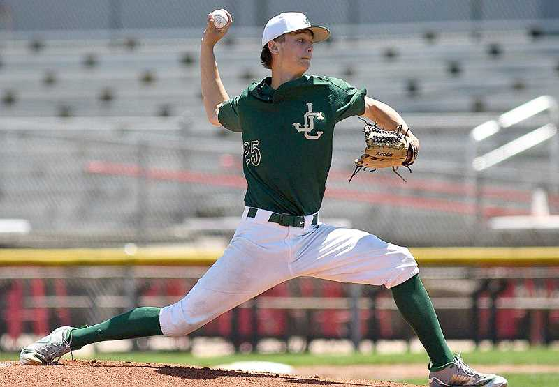 PMG FILE PHOTO - Former Jesuit High pitcher Mick Abel took a big step toward a career as a professional baseball player when he was selected with the xxth pick of the first round of the 2020 Major League Baseball draft.