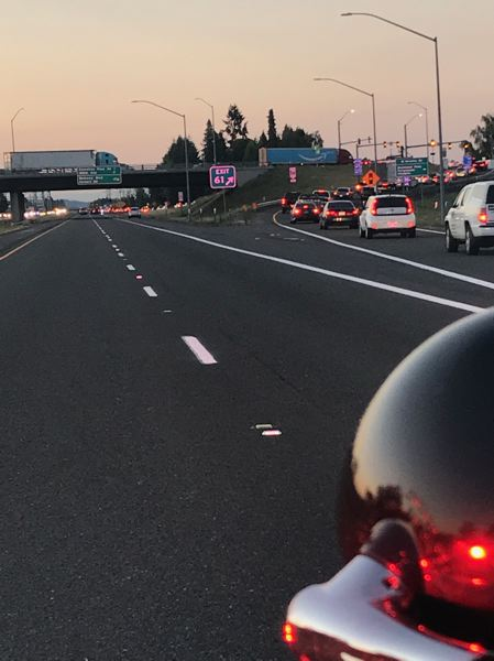 COURTESY PHOTO: HILLSBORO POLICE DEPARTMENT - The Hillsboro Police Department is investigating a hit and run crash between a pedestrian and a box truck Monday morning, July 12.