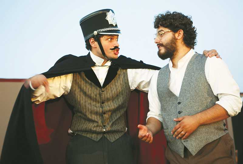 PMG FILE PHOTO - Penguin Productions has staged classic plays at its outdoor facility off Dopp Road for a number of years.