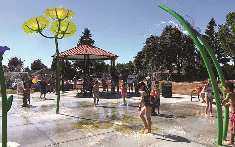 FILE PHOTO - Maple Street Park could eventually seet eight lighted pickleball courts and other amenities if the Canby City Council gives the 'OK' to the project in coming meetings.