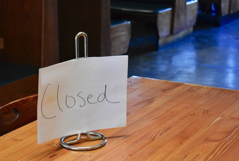 PMG FILE PHOTO - A new state economic report found that low-wage workers, especially those who were employed by restaurants, hotels and bars, were hardest hit by the pandemic recession.