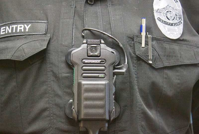 PMG FILE PHOTO - An example of a police body camera.