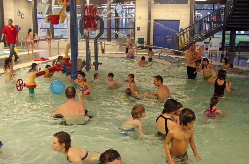 PMG FILE PHOTO - The Mount Scott Community Pool, seen in this 2008 file photo, has been open for limited programming. But Portland Parks & Recreation did not open several air conditioned facilities during June's deadly heat wave.