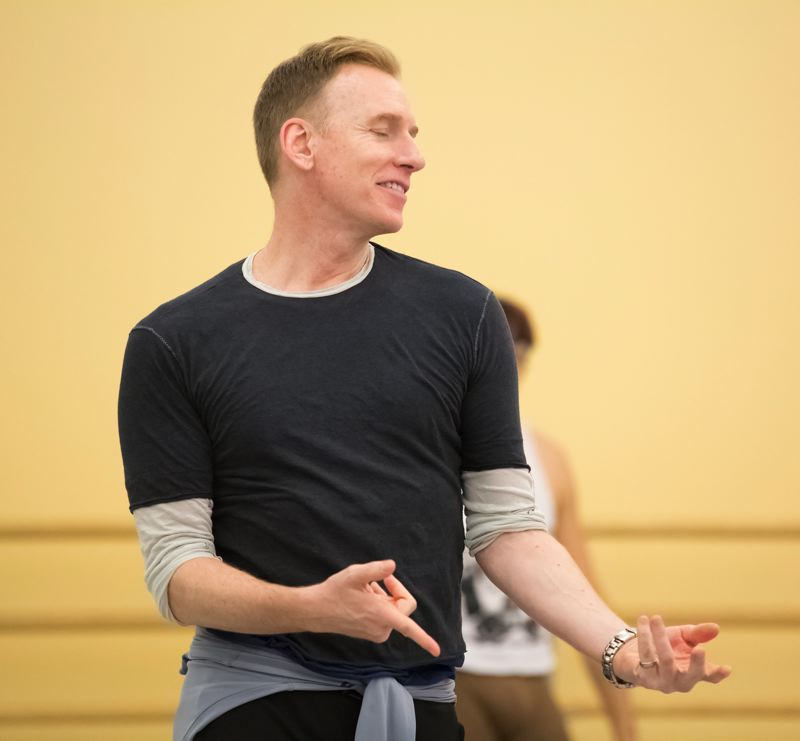 COURTESY PHOTO: OBT - Kevin Irving spent eight years as Oregon Ballet Theatre artistic director. The company and Irving would not comment on why Irving resigned.