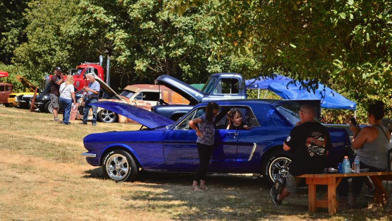 PMG FILE PHOTO: BRITTANY ALLEN - The Cruise-In is a long-standing tradition in Sandy and will return July 25.