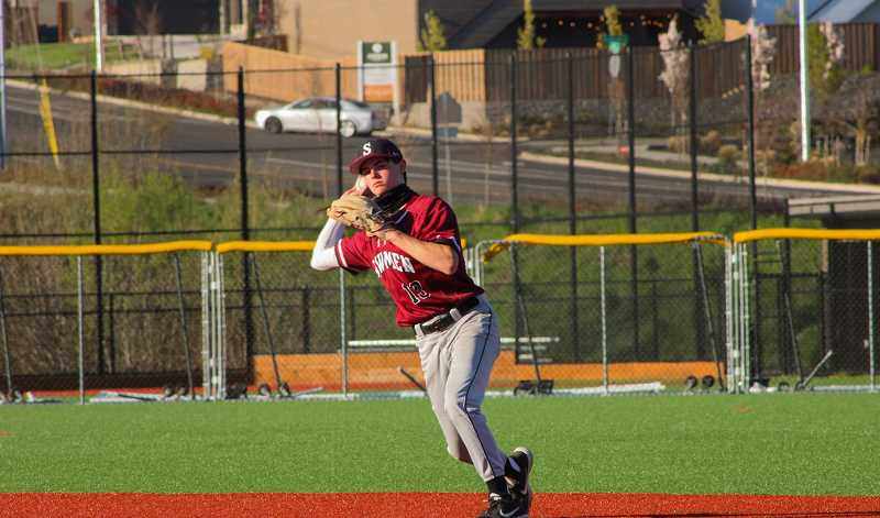COURTESY PHOTO: MIKEY CHARTERS PHOTOGRAPHY - Sherwood High graduate Jack Fulwiler said hes looking forward to playing baseball for a team headed by renowned coach Bob Babb, who has headed the program at the school for 42 years.
