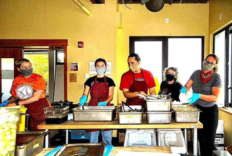 Youthful cook moves to S.E., founds a nonprofit, feeds the hungry