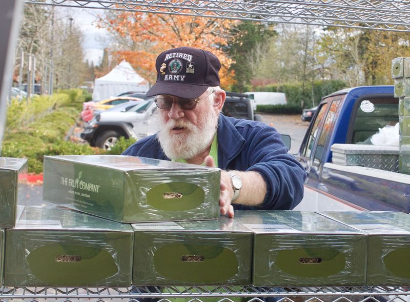 PMG FILE PHOTO - The Gresham VFW Post 180 and its Auxiliary are taking on hunger among military members and their loved ones.