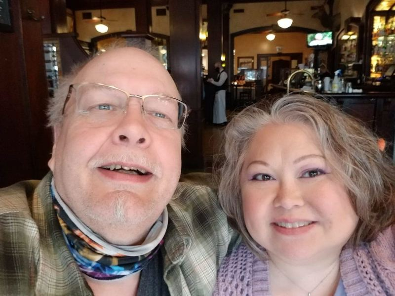 COURTESY PHOTO - John and Stephanie Dodson are searching for a place for their family to live after losing their Estacada home to the Riverside Fire.