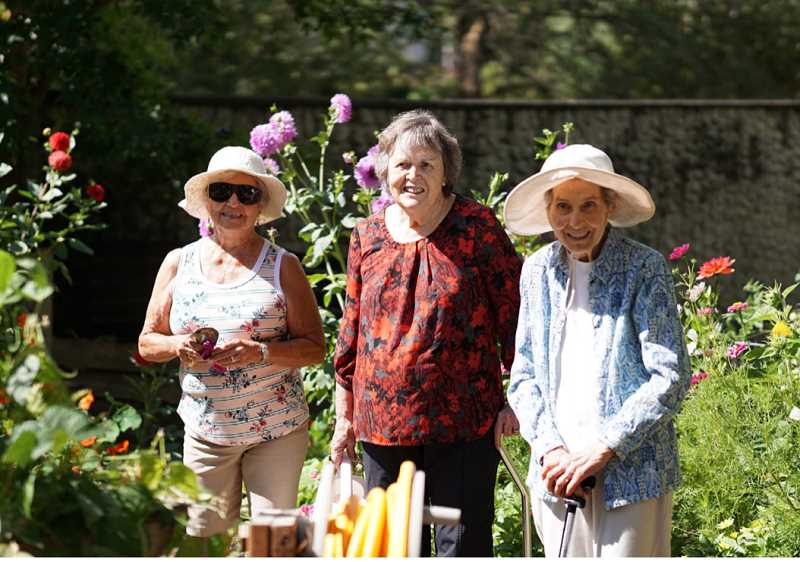 (Image is Clickable Link) Beaverton Lodge - A slice of paradise for seniors