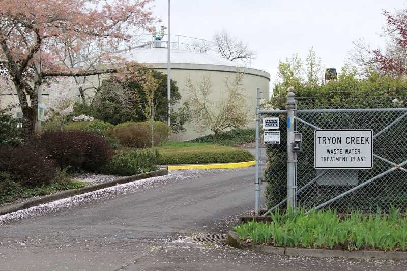 Lake Oswego City Council approves consulting firm for wastewater treatment plant project