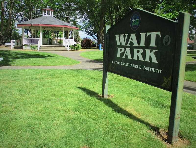 PMG FILE PHOTO - The city of Canby is developing a new Parks Master Plan and is seeking the community's input at a public forum from 6:30 to 8 p.m. Thursday, July 29, at City Hall.