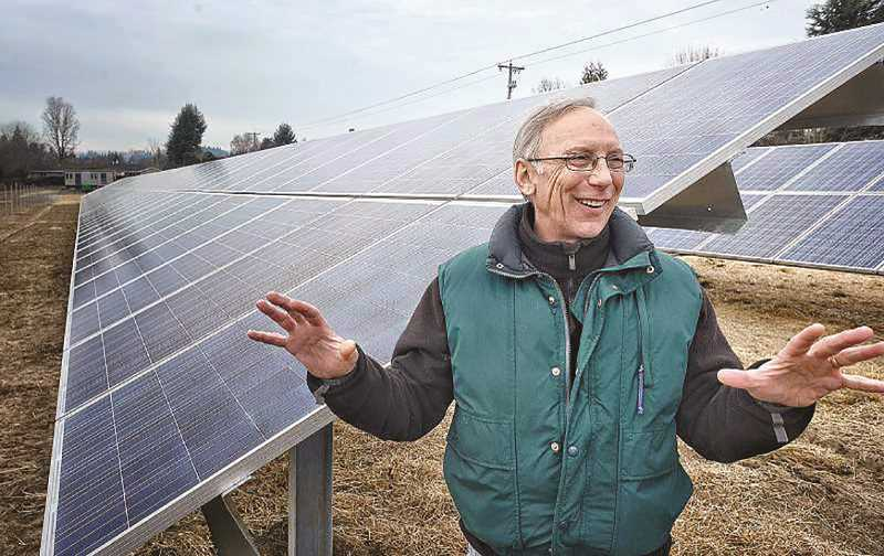 FILE PHOTO - North Willamette Research and Extension Center Director Mike Bondi will stay on as director in Aurora while Oregon State University conducts a second national search for a new director.