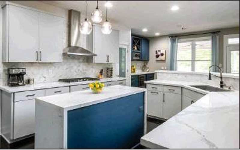 (Image is Clickable Link) White Kitchen
