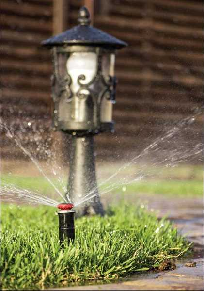 The pros and cons of irrigation systems