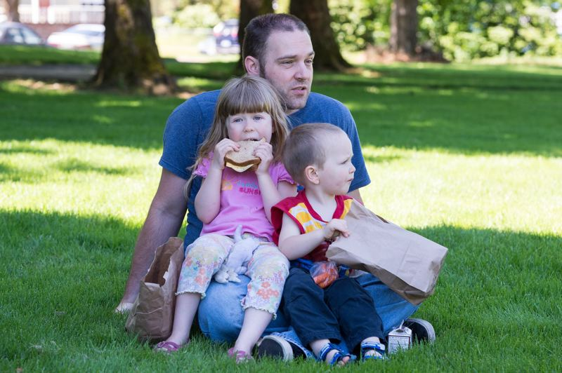 PMG FILE PHOTO - The Forest Grove School District is offering free lunches at area parks in late July and early August.